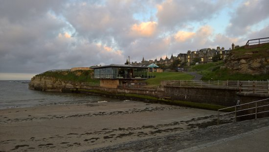 The Seafood Restaurant: Beautifully located at St. Andrews seafront