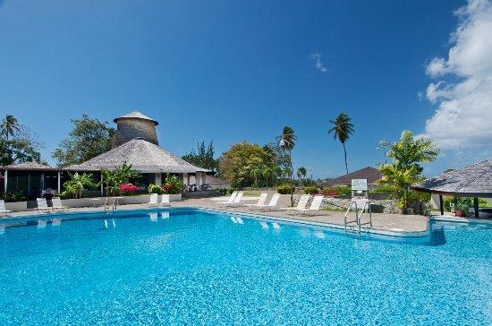 Mont Irvine, Tobago : Swimming Pool