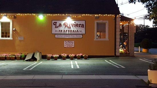 La Riviera Trattoria, Clifton NJ