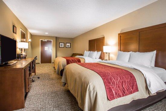 Carlisle, PA: Handicap Queen Room