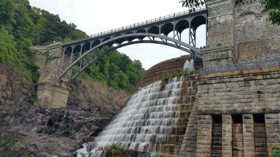 Croton on Hudson, Nowy Jork: New croton dam