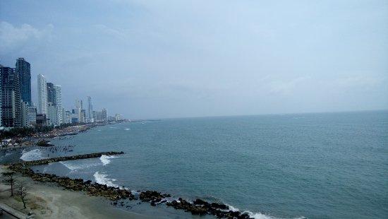 Hotel San Martin Cartagena: Centro comercial boca grande
