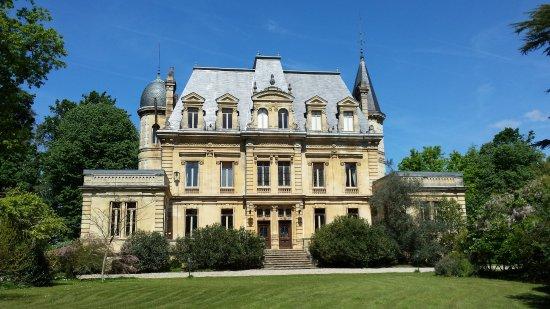 Chateau de Camperos : the manor
