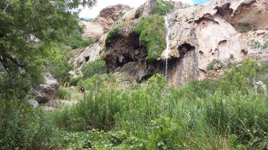 Sitting Bull Falls: beautiful place