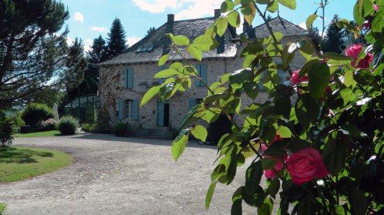 Boisset, Francja: Façade avant