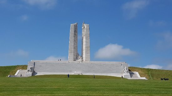 ‪Canadian National Vimy Memorial‬
