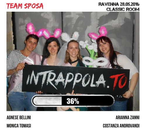 Escape Room Intrappola.TO Ravenna
