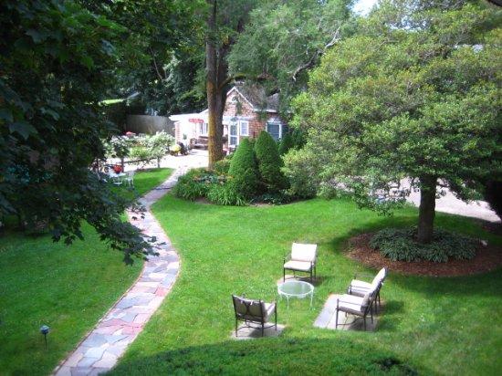 Gansett Green Manor: The view from Studio Seven