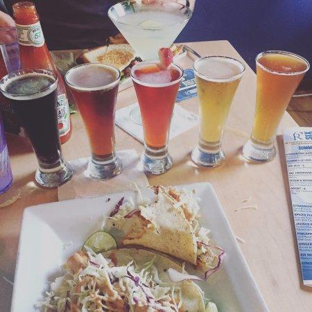 McKinleyville, CA: Half taster