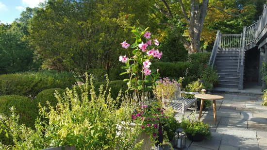 Pound Ridge, نيويورك: garden