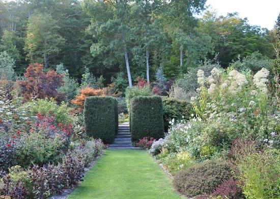 Washington, Коннектикут: Hollister House Garden