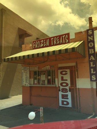 Rosenberg, TX: Bob's Taco Station