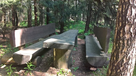 Pobershau, Germany: Rastplatz auch für Goliats geeignet