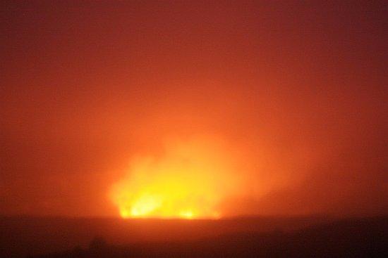 Bilde fra Volcano Teapot Cottage