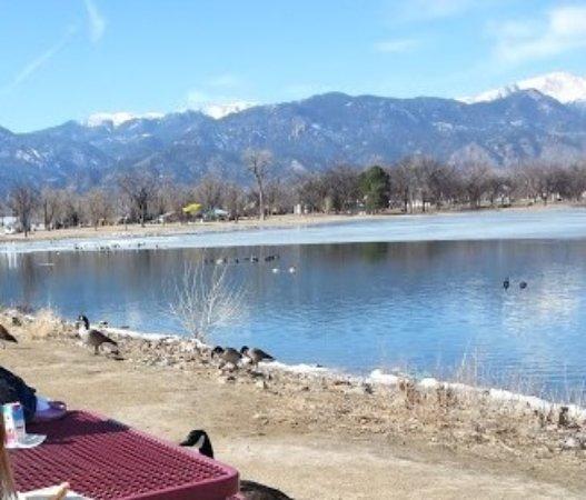 Foto de memorial park colorado springs prospect lake in - Memorial gardens colorado springs ...