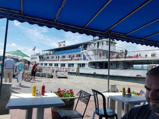 Wolfeboro Dockside Grille: 20160705_112105_large.jpg