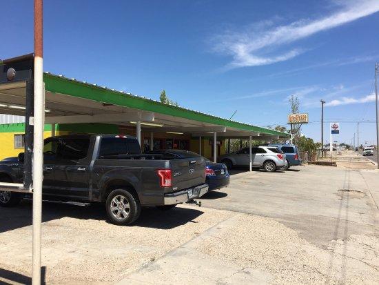 Pecos, Teksas: July 2016
