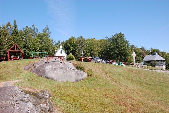 Saint-Raymond, Καναδάς: View of Mount Laura