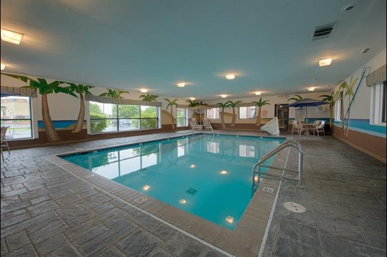 Best Western Edinburgh Columbus Indoor Swimming Pool
