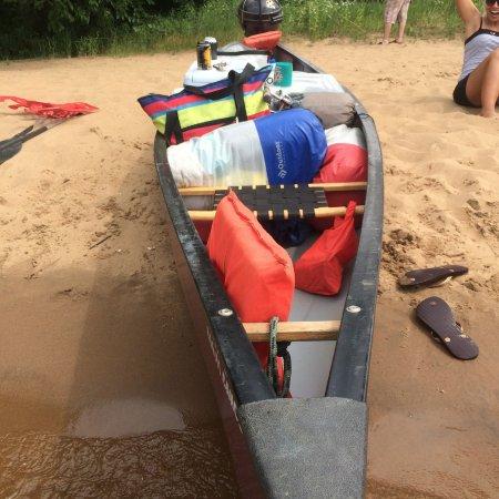 Boscobel, WI: camping gear
