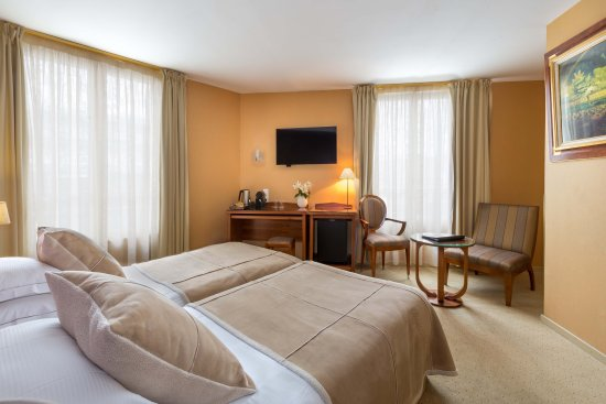 chambre Deluxe - Picture of Best Western Plus Hotel Moderne ...