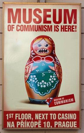 Resultado de imagem para museum of communism czech republic