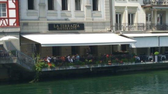 La Terrazza Picture Of La Terrazza Lucerne Tripadvisor