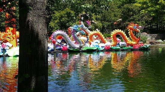 Superior Gilroy Gardens Family Theme Park: Gilroy Gardens China Illumination Theme