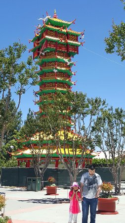 Gilroy Gardens Family Theme Park Picture of Gilroy Gardens