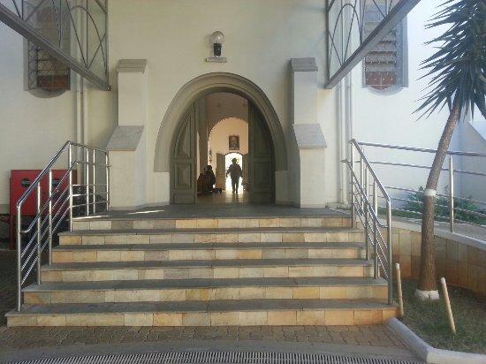 Santuário Arquidiocesano da Saúde e da Paz