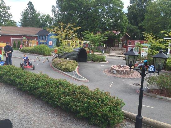 Sastamala, Finland: Очень понравилось детям!