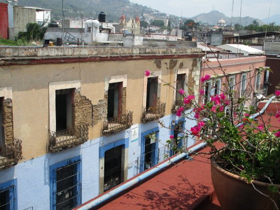 Hotel Casa Antigua: View from hotel terrace
