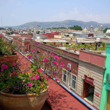 Hotel Casa Antigua: View from hotel rooftop terrace