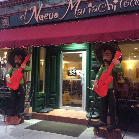 Hammonton, NJ: El mejor Restaurante Del con dado Souht nj que lleba como nonbre,El nuevo Mariachi loco esta uvi