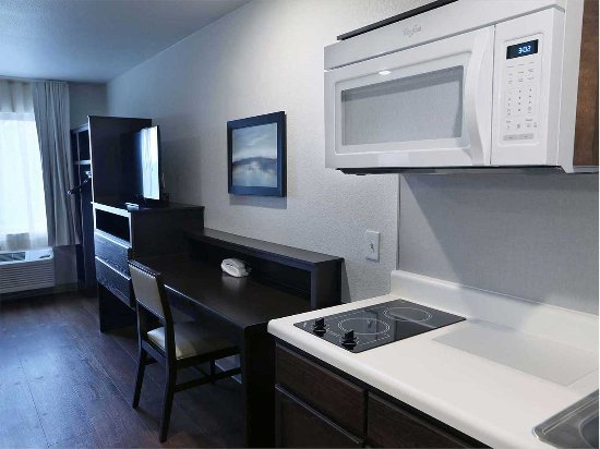 Irving, TX: In-Room Kitchen