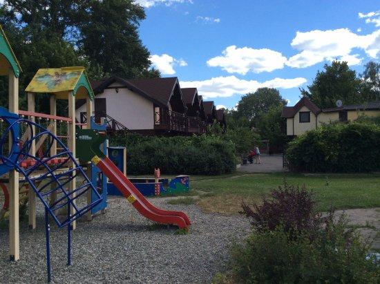 Hotel Chervona Kalina : детская площадка