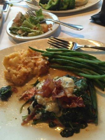 Gainesville, VA: Sockeye Salmon, Caesar salad, $5 Martinis.