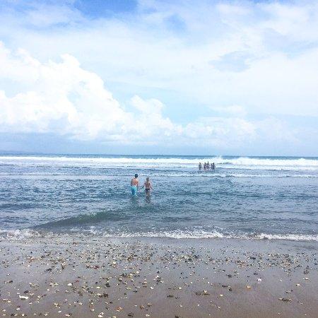 The Oberoi Bali: Great beach.