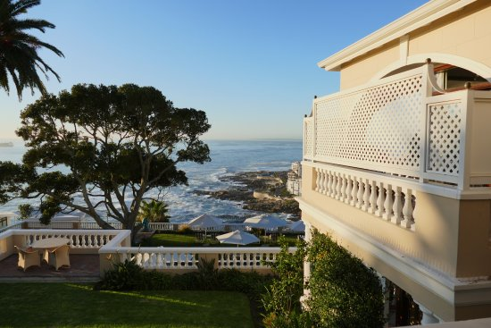 Ellerman House: What a view!