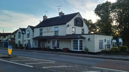 Falfield, UK: The Huntsman Inn Restaurant