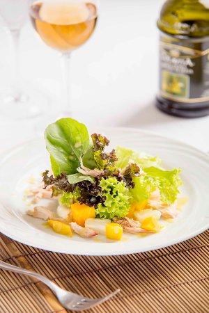 Matisse : Salada refrescante