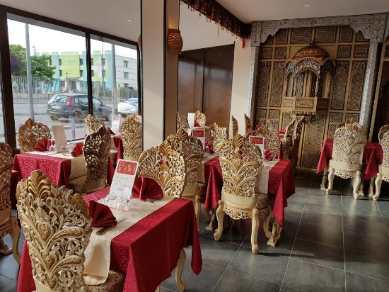 Le Blanc-Mesnil, France: Restaurant Baber