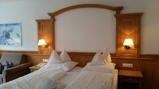 Hotel Grones: La nostra camera.. meraviglia assoluta!!!