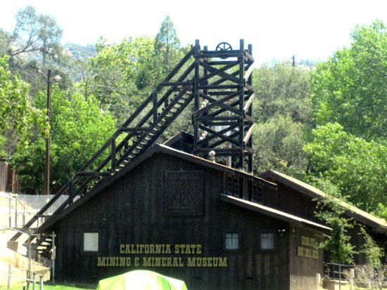 ‪California State Mining and Mineral Museum‬