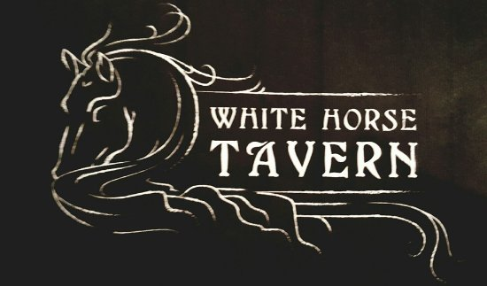 White Horse Tavern Logo Picture Of White Horse Tavern Harpers - Trip advisor harpers ferry