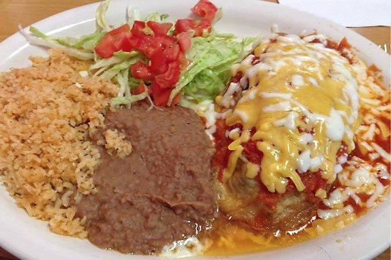 มิสชัน, เท็กซัส: Chili Rellenos - Thursday Special - Best-in-Town