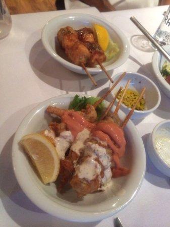 Lovely Turkish dinner