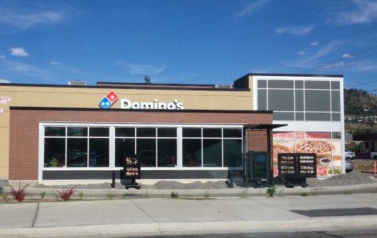 Domino S Pizza Kelowna 140 Rutland Rd N Restaurant
