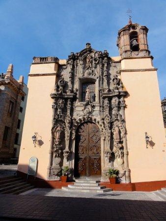 Church of San Diego (Iglesia de San Diego) : 美しい教会
