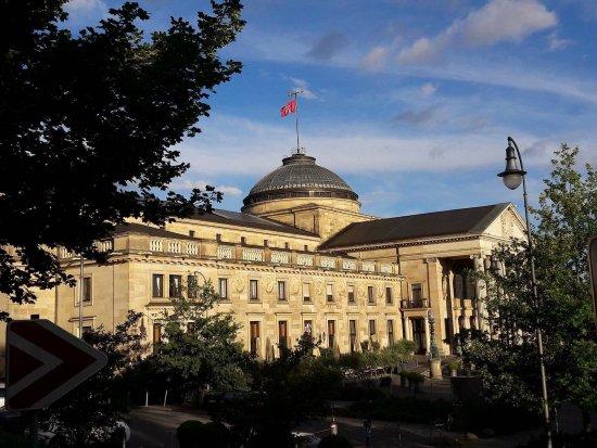 Stadtrundgang Wiesbaden erleben zu Fuss